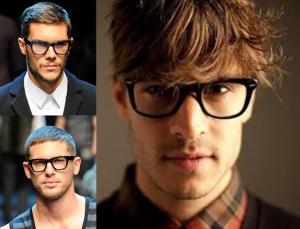 Com que óculos eu vou?