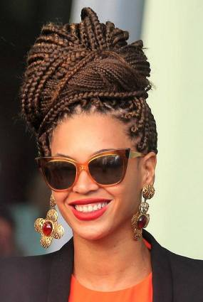 big-box-braid-updo-hairstyles-with-glasses